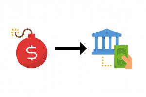 Obraz przedstawiający jak skonsolidować chwilówki kredytem bankowym.