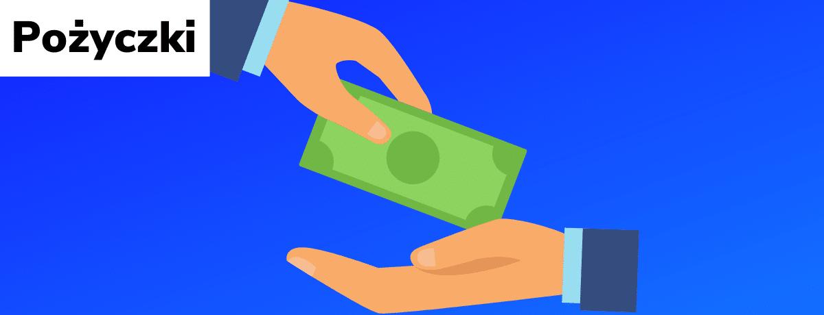 Obraz przedstawiający, jak wyglądają pożyczki.