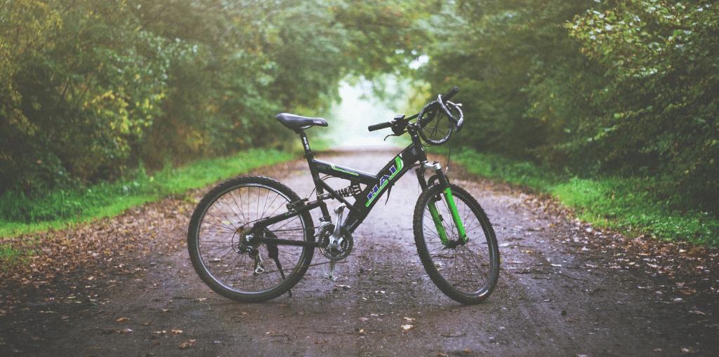 Obraz przedstawiający jaki rower warto ubezpieczyć.