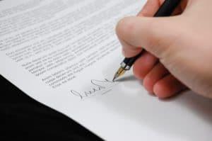 Obraz wyróżniający do wpisu pożyczki pod weksel.