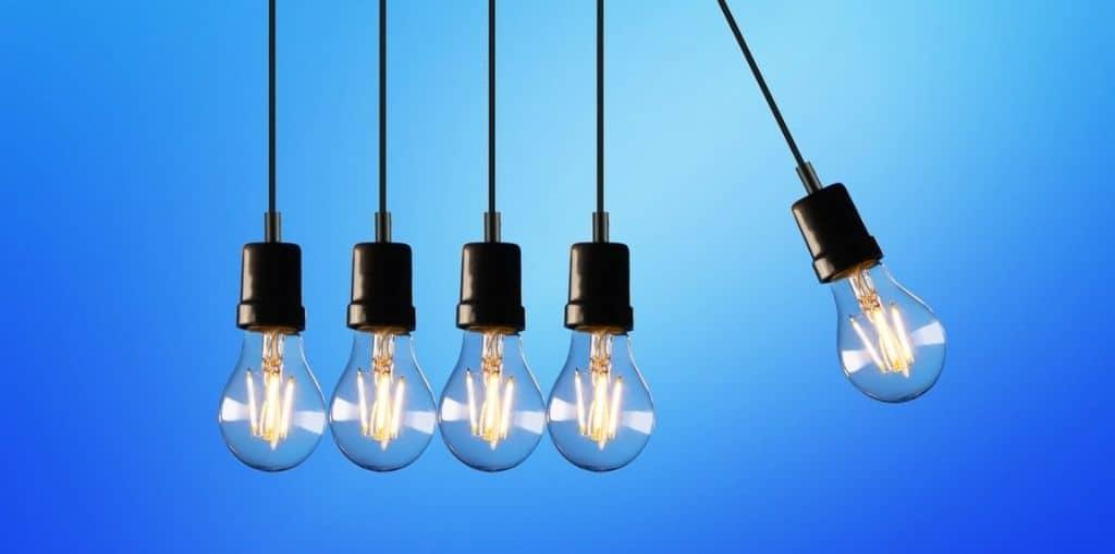 Obraz przedstawiający, jak wyglądają rachunki za prąd.