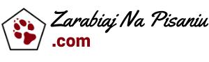 Logo portalu o copywritingu Zarabiaj Na Pisaniu.